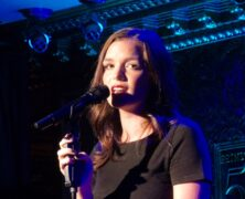 'Jennuinely' Jennifer Damiano at 54 Below