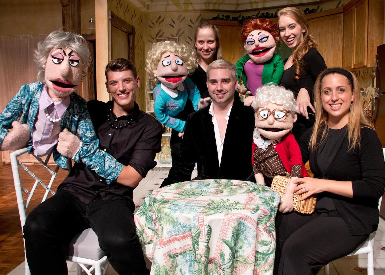 That Golden Girls Show: A Puppet Parody – Previews Open Tonight