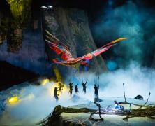 Cirque du Soleil's  Toruk, The First Flight