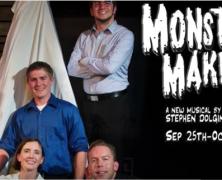 Monster Makers – Stephen Dolginoff at 54 Below
