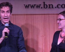 Seth Rudetsky's Disaster CD Release at B&N