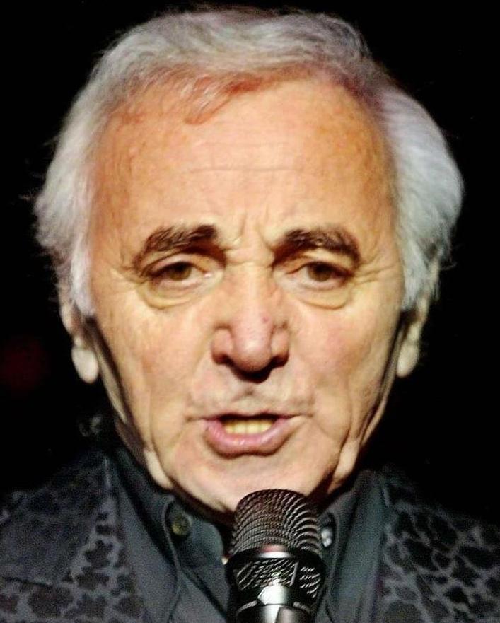 Legendary Charles Aznavour Set for Madison Square Garden