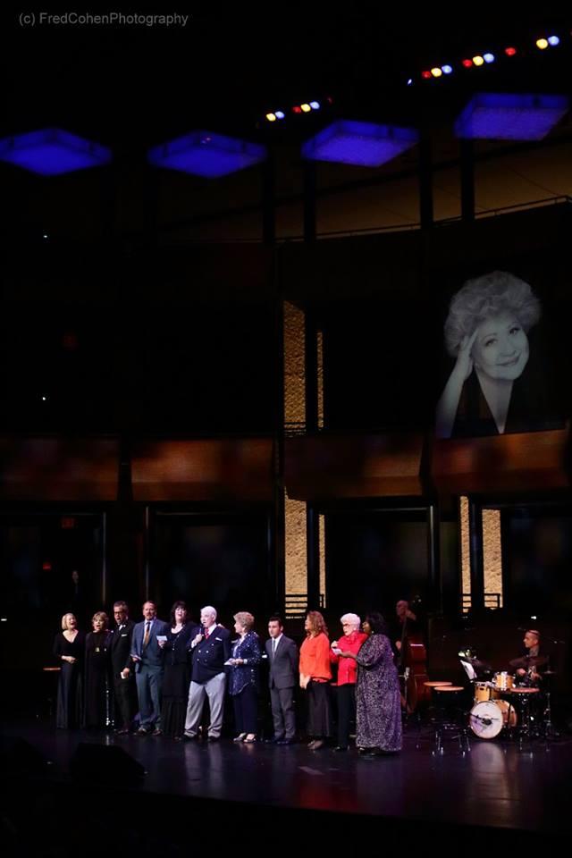 Night 3 Cabaret Convention – Saluting Sylvia Syms