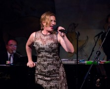 Ana Gasteyer at The Café Carlyle