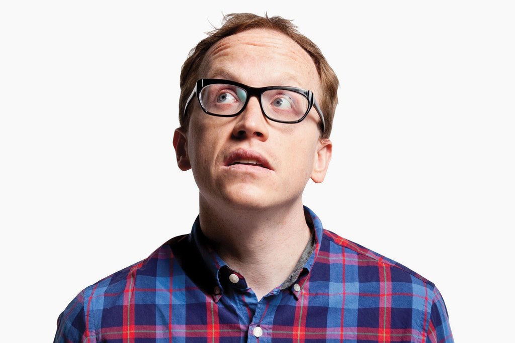 Chris Gethard Shows the Funny Side of Depression