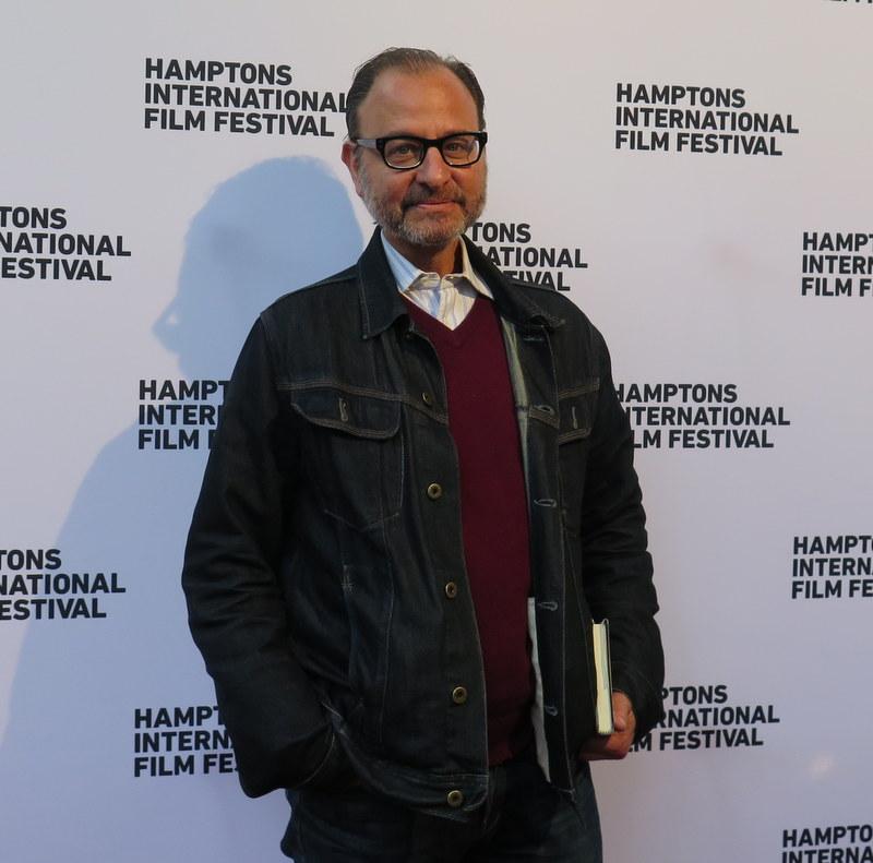 Fisher Stevens at Hamptons Int'l Film Festival