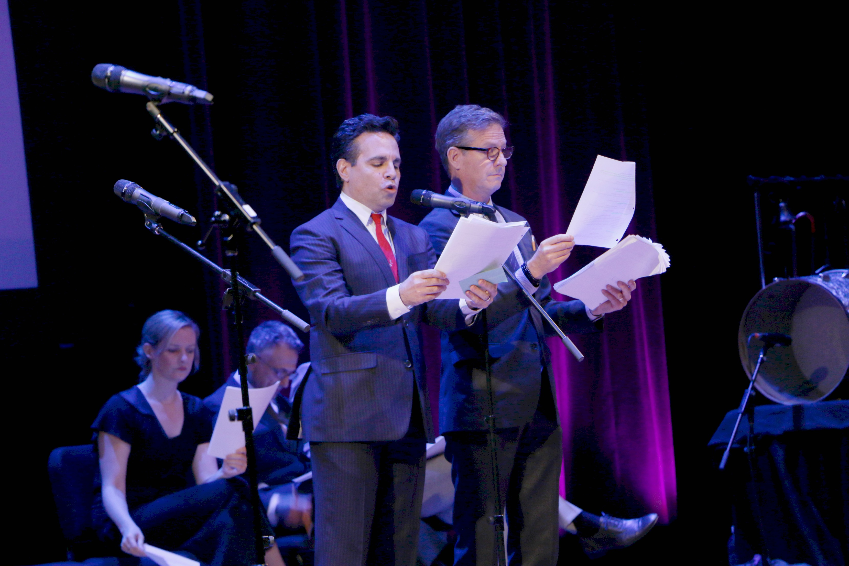 Abingdon Theatre Benefit Takes a Turn to Grovers Mill