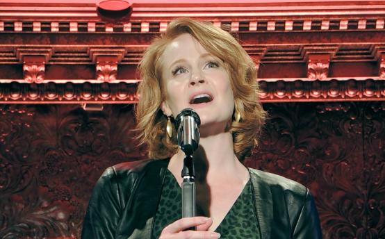 Tony Nom Kate Baldwin Will Debut 'Extraordinary Machine'