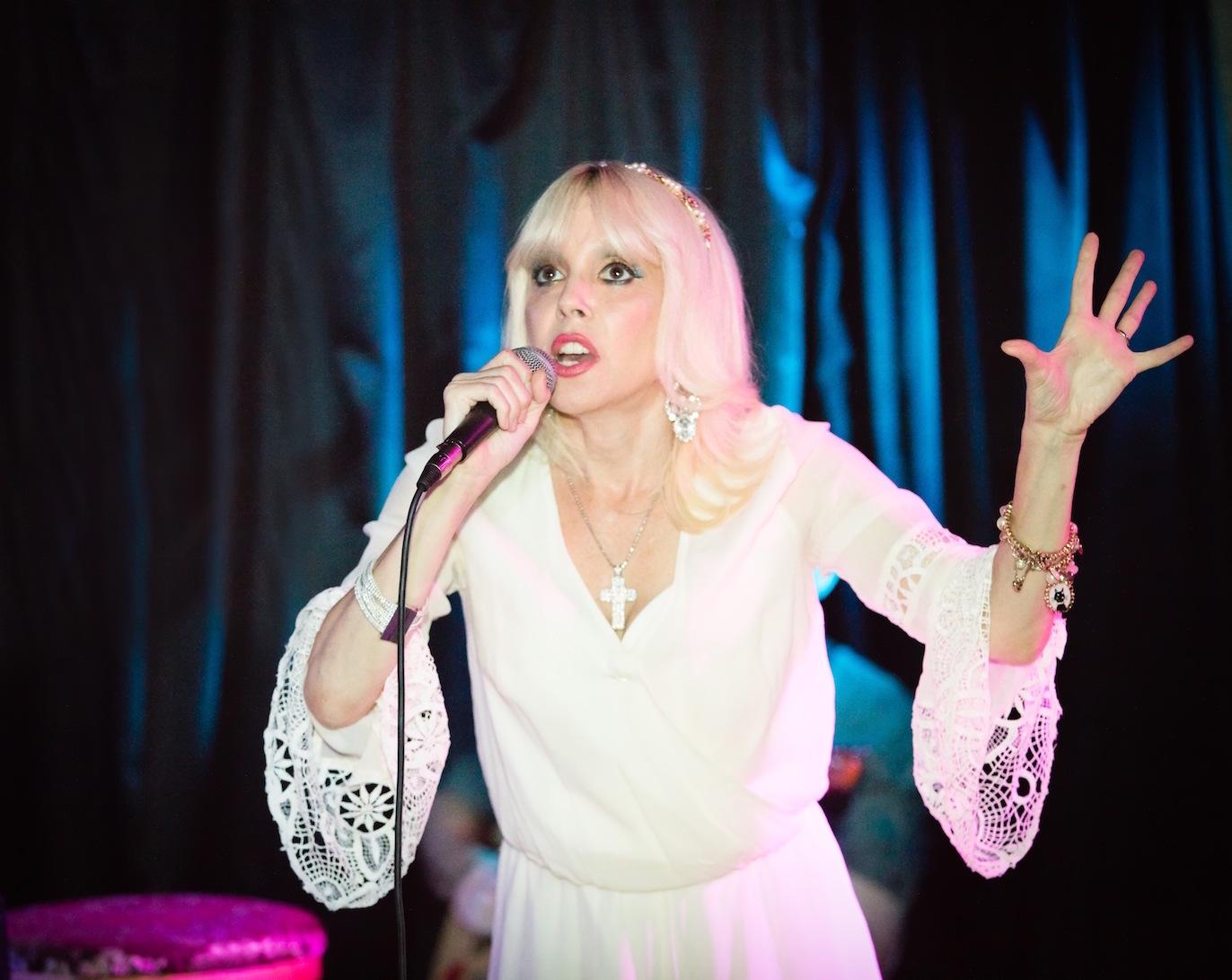 Hallelujah! Tammy Faye Starlite Returns to Pangea