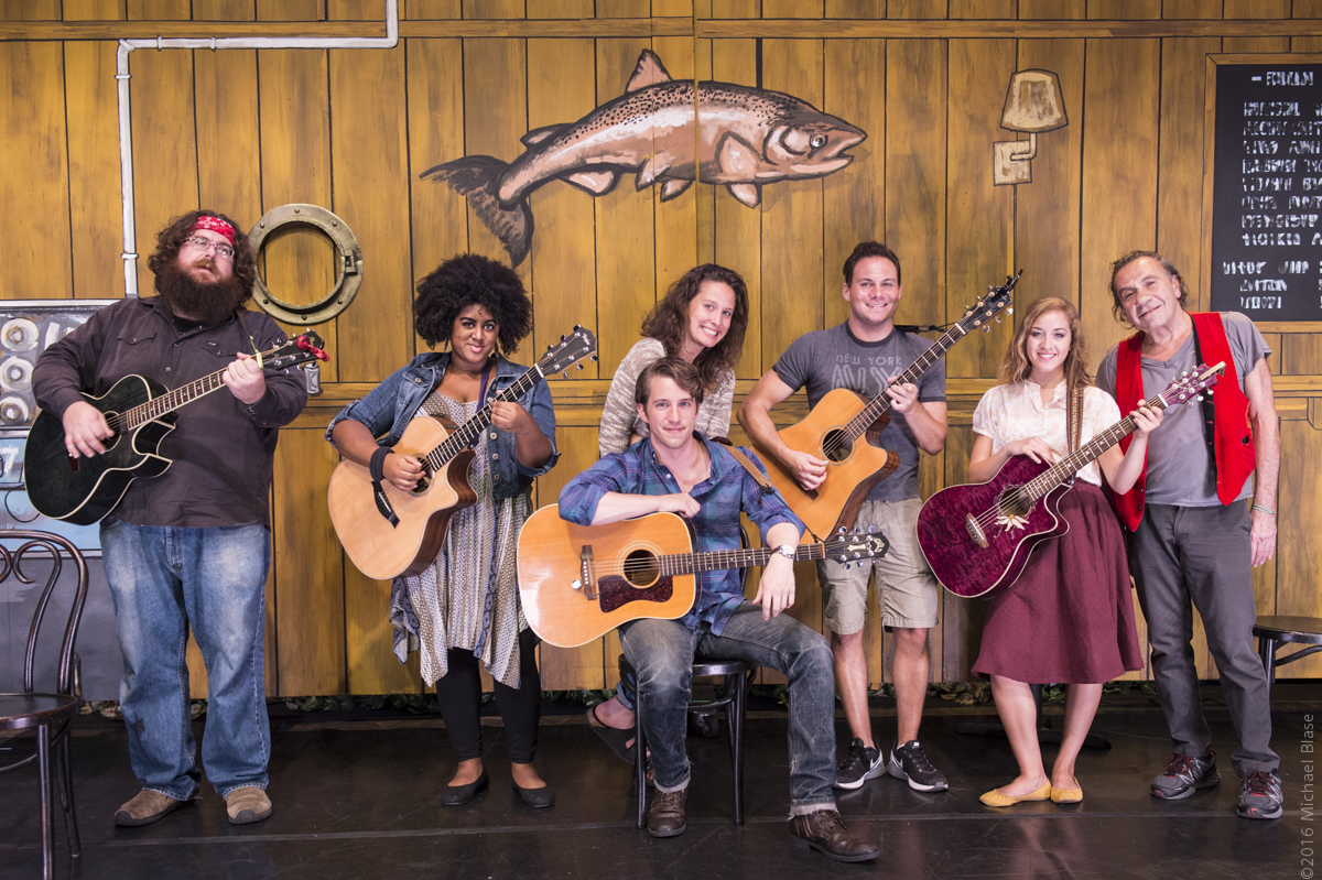The Folk Singer – New Musical at Theater for the New City