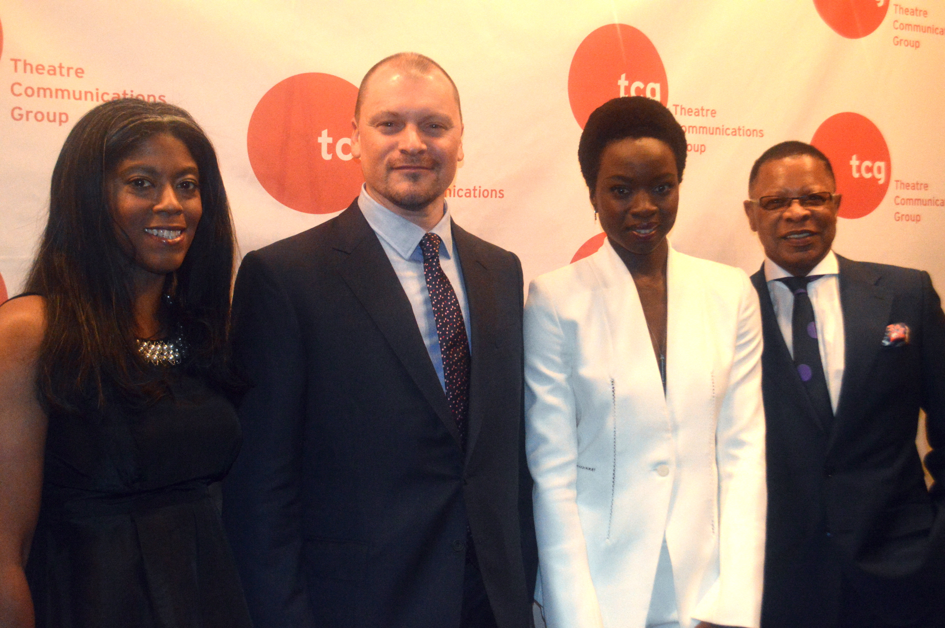 Eclipsed Playwright Danai Gurira and More Honored by TCG Group