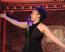 Tracie Thoms to Debut at 54 Below