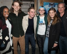 Dear Evan Hansen Previews Open on Broadway – Photos
