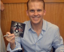 Cagney the Musical – CD Signing at B&N