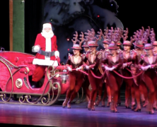 Xmas Spectacular Opens at Radio City