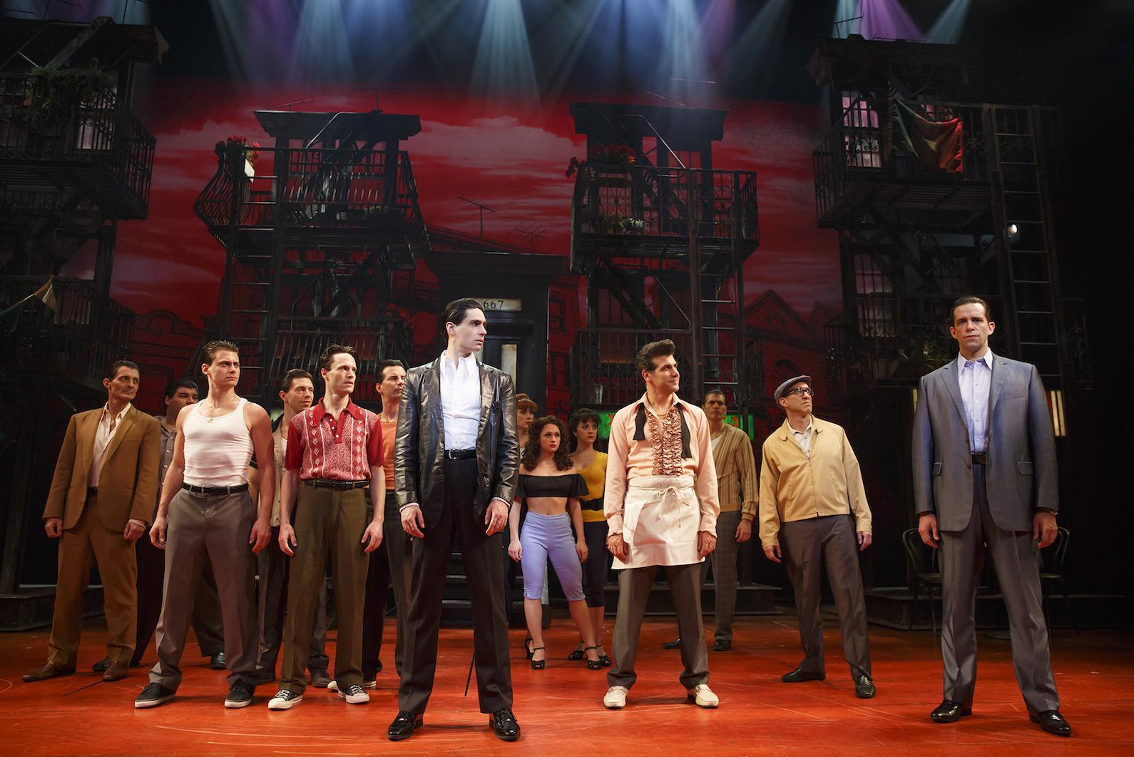 A Bronx Tale – The Musical