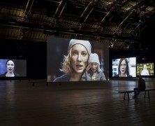 Manifesto Thrills with Cate Blanchett