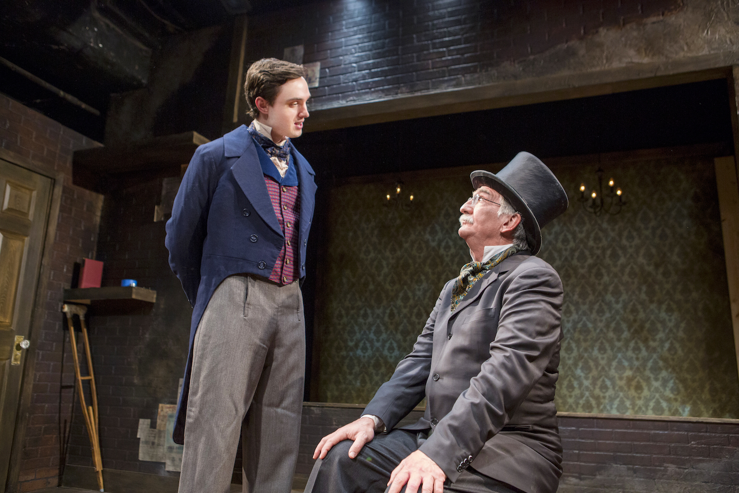 The Astonishing Times of Timothy Cratchit