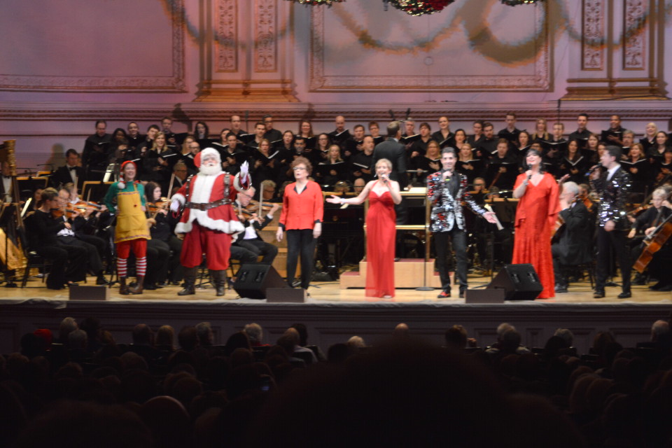 Holiday Delicious New York Pops