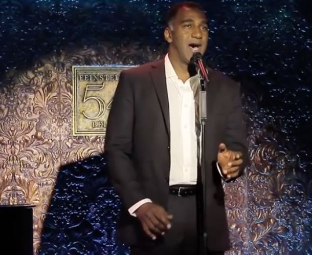 """Norm Lewis Returns """"Home"""" for Dazzling Christmas Show"""