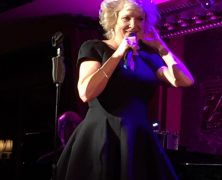 Christine Ebersole at 54 Below