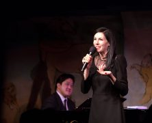 Jill Kargman at Cafe Carlyle