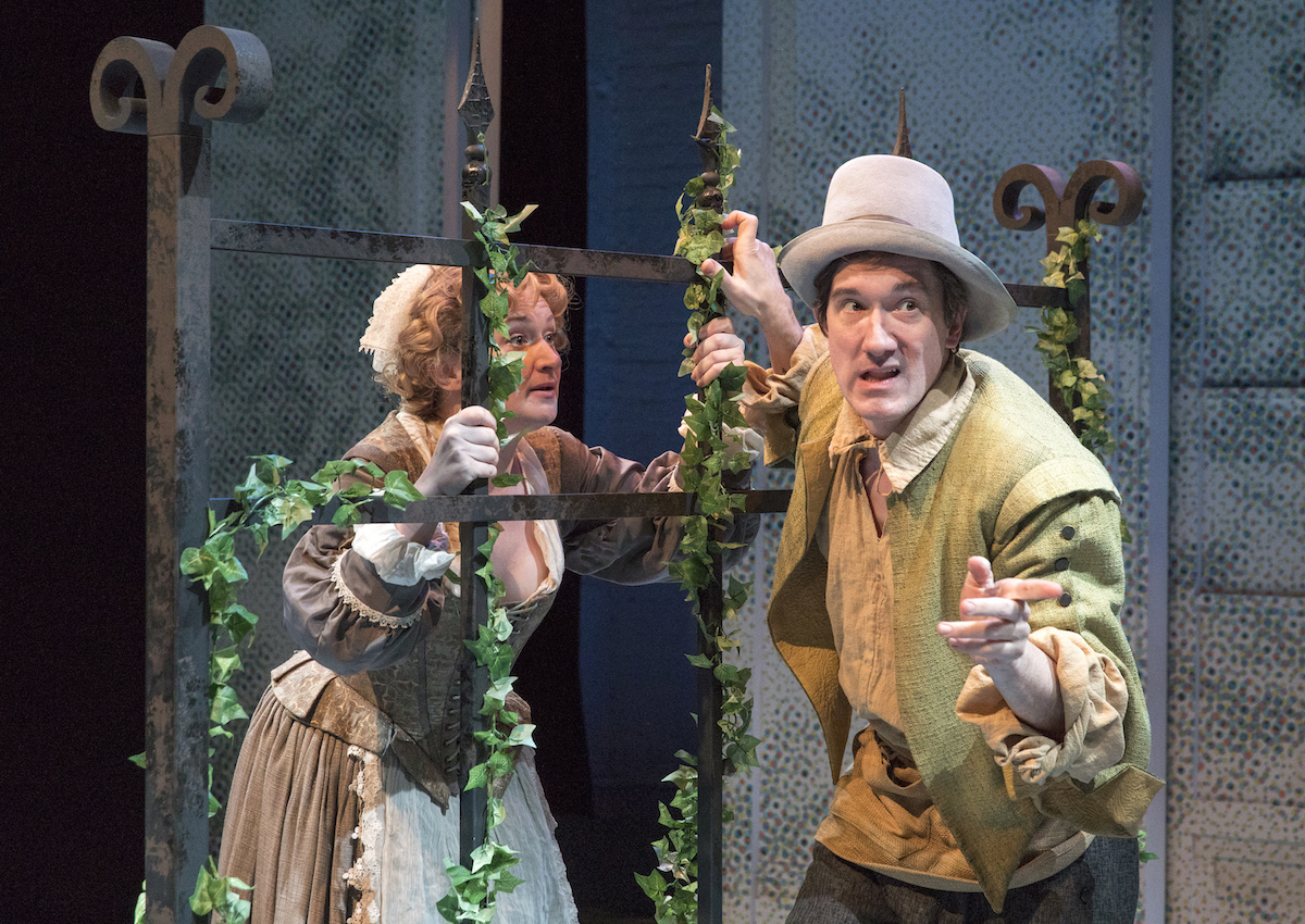 The Liar: Classic Stage Company