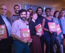 The Great Comet Celebrates Book Signing