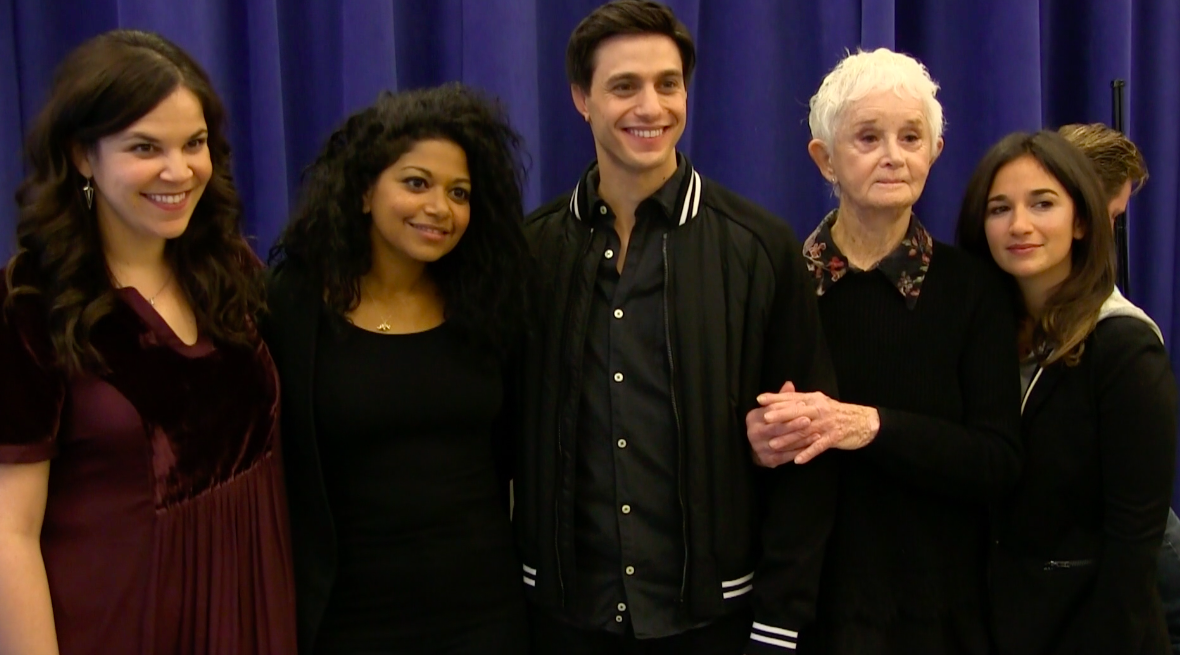 'Significant Other' Meets the Press Pre Broadway Opening