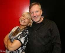 Barb Jungr and John McDaniel Come Together