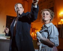 Sweeney Todd at Harringtons Pie & Mash Extends