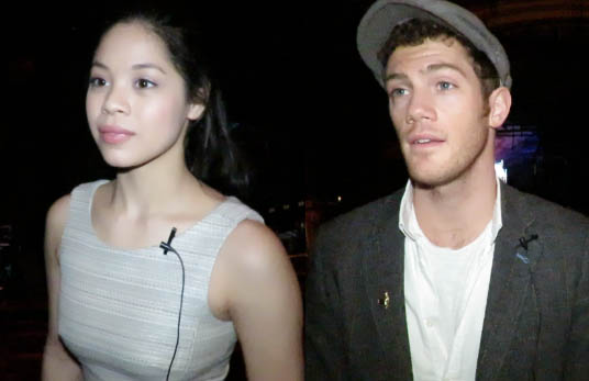 Meet the Cast of Miss Saigon