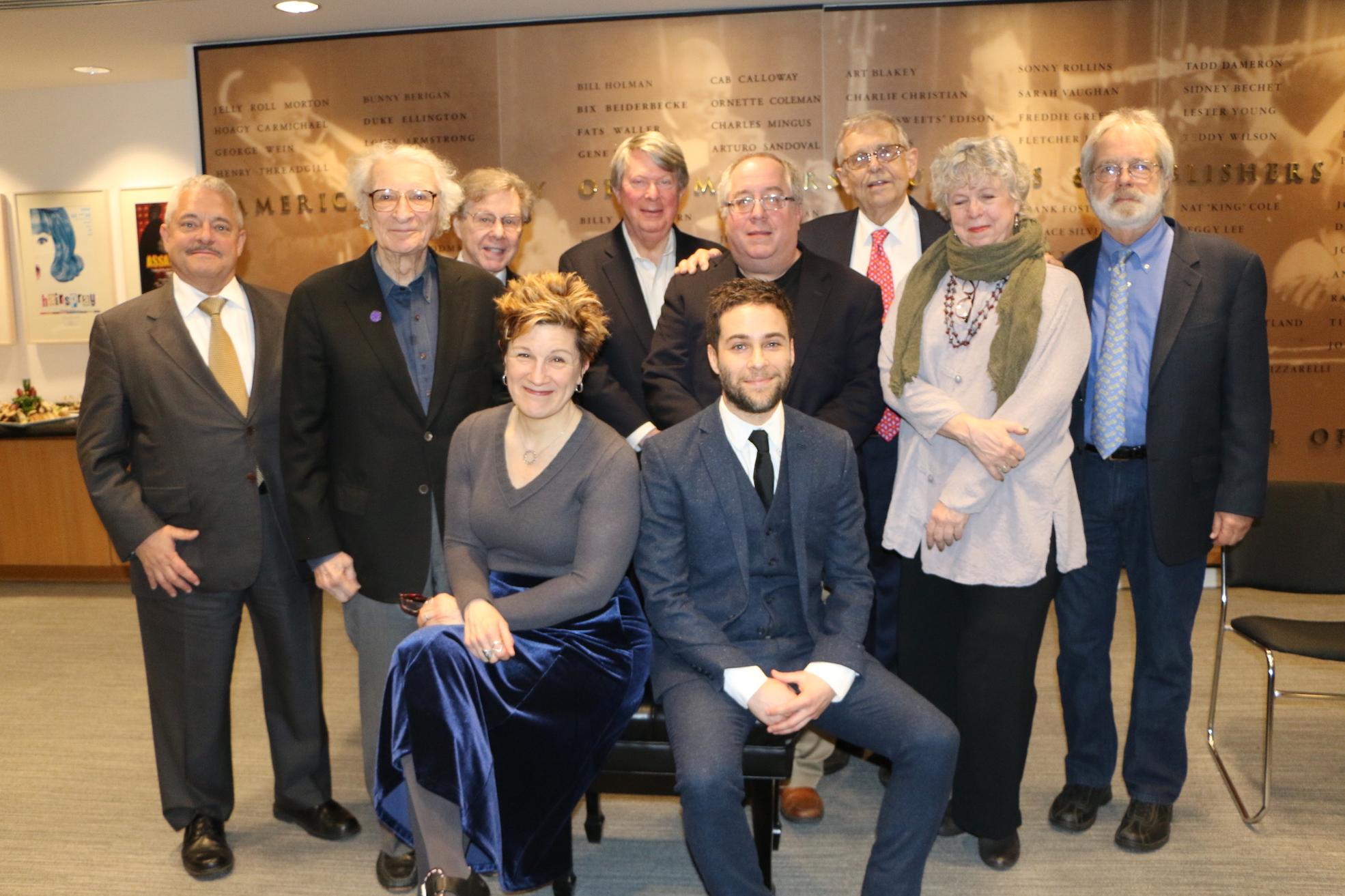 Kleban Prize Winners – Lisa Kron, Daniel Zaitchik