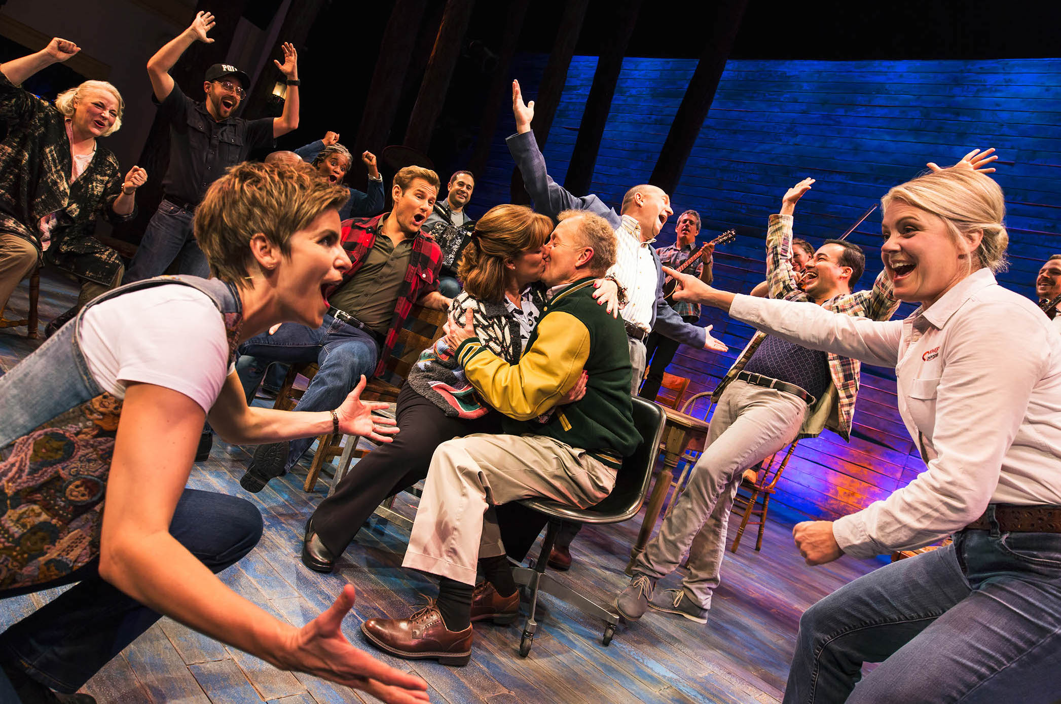 Come From Away: Oh, Canada