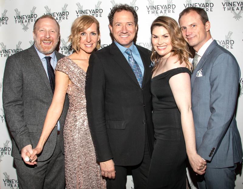 Photos: Vineyard Theatre 2017 Gala