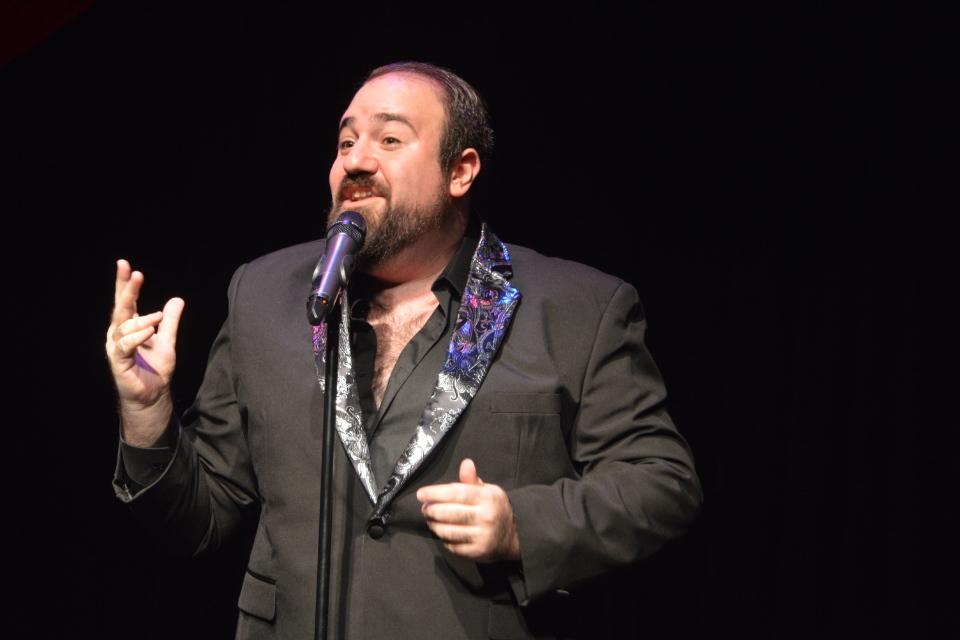 Adam Shapiro's Guide to Making An Audience Love You
