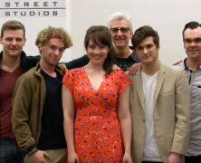 Million Dollar Quartet Meets the Press