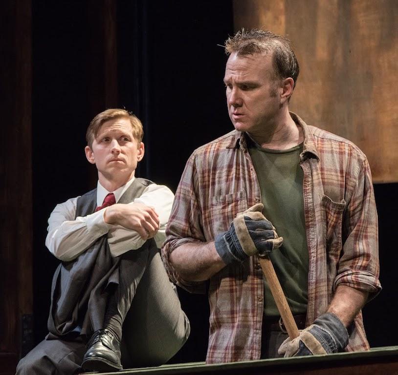 Fornes Meets O'Neill in Talbott's Gravedigger's Lullaby