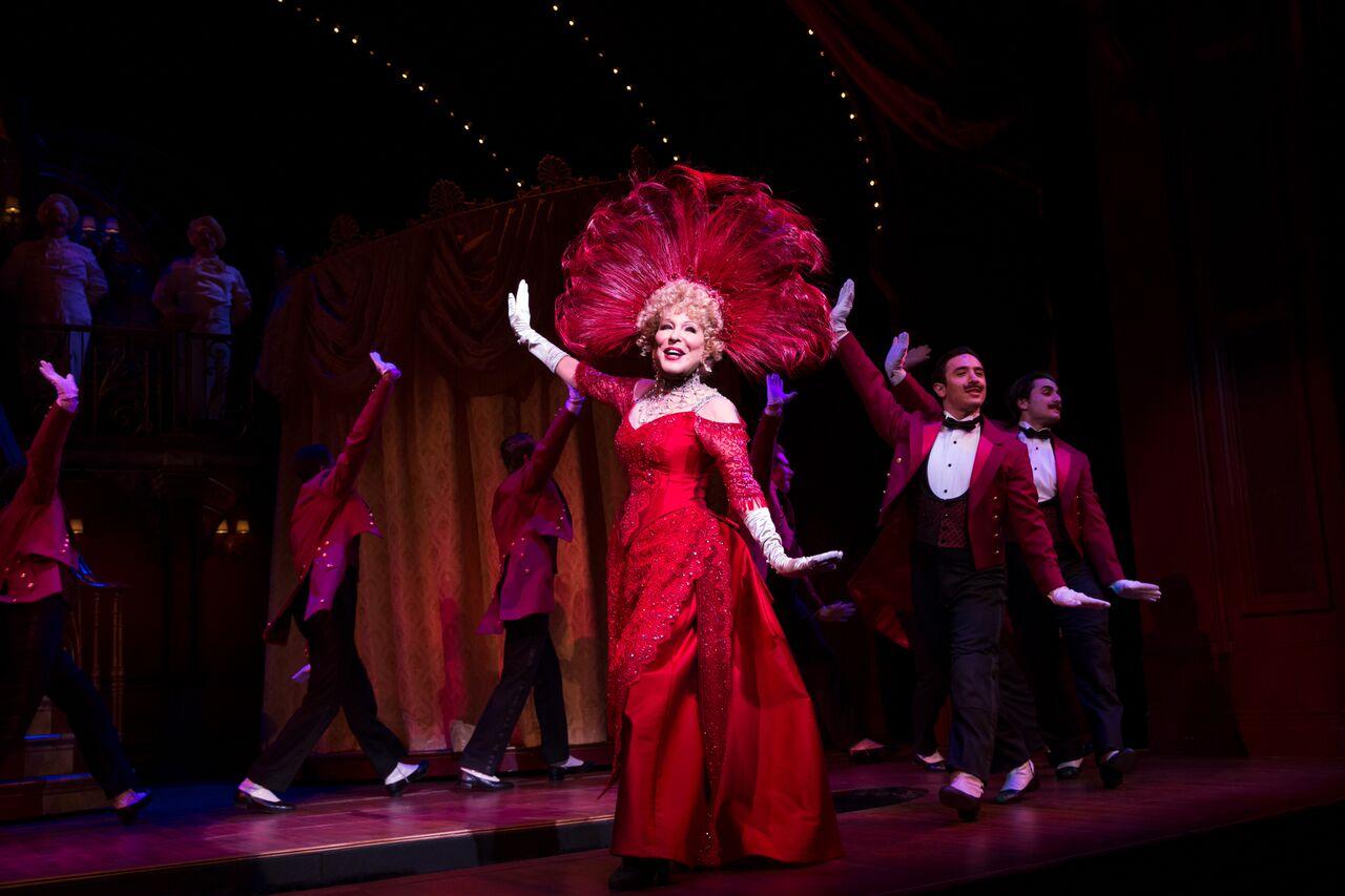 Hello, Dolly! Breaks Box Office Advance Records