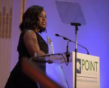 Uzo Aduba, Dustin Lance Black,Thomas Roberts Honored at Point Honors Gala