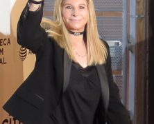 Tribeca Talks: Barbra Streisand With Robert Rodriguez
