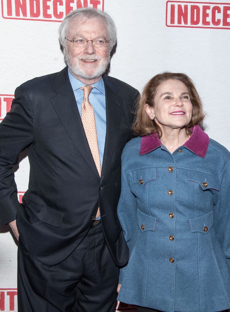 Photos Indecent Opening Night Theater Pizzazz