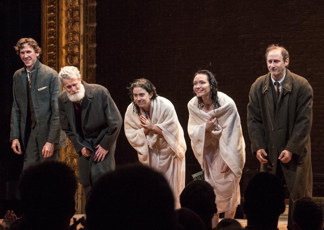 Photos: Indecent Opening Night