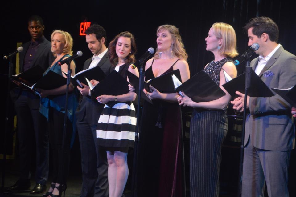 Broadway Project Celebrates Great White Way