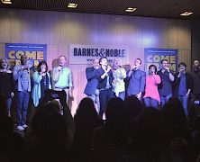 Cast of 'Come From Away' Performs & Signs CD