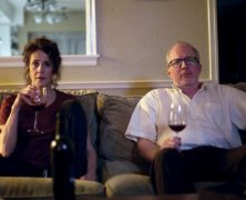 Debra Winger,Tracy Letts Shine -Tribeca Film Festival Red Carpet