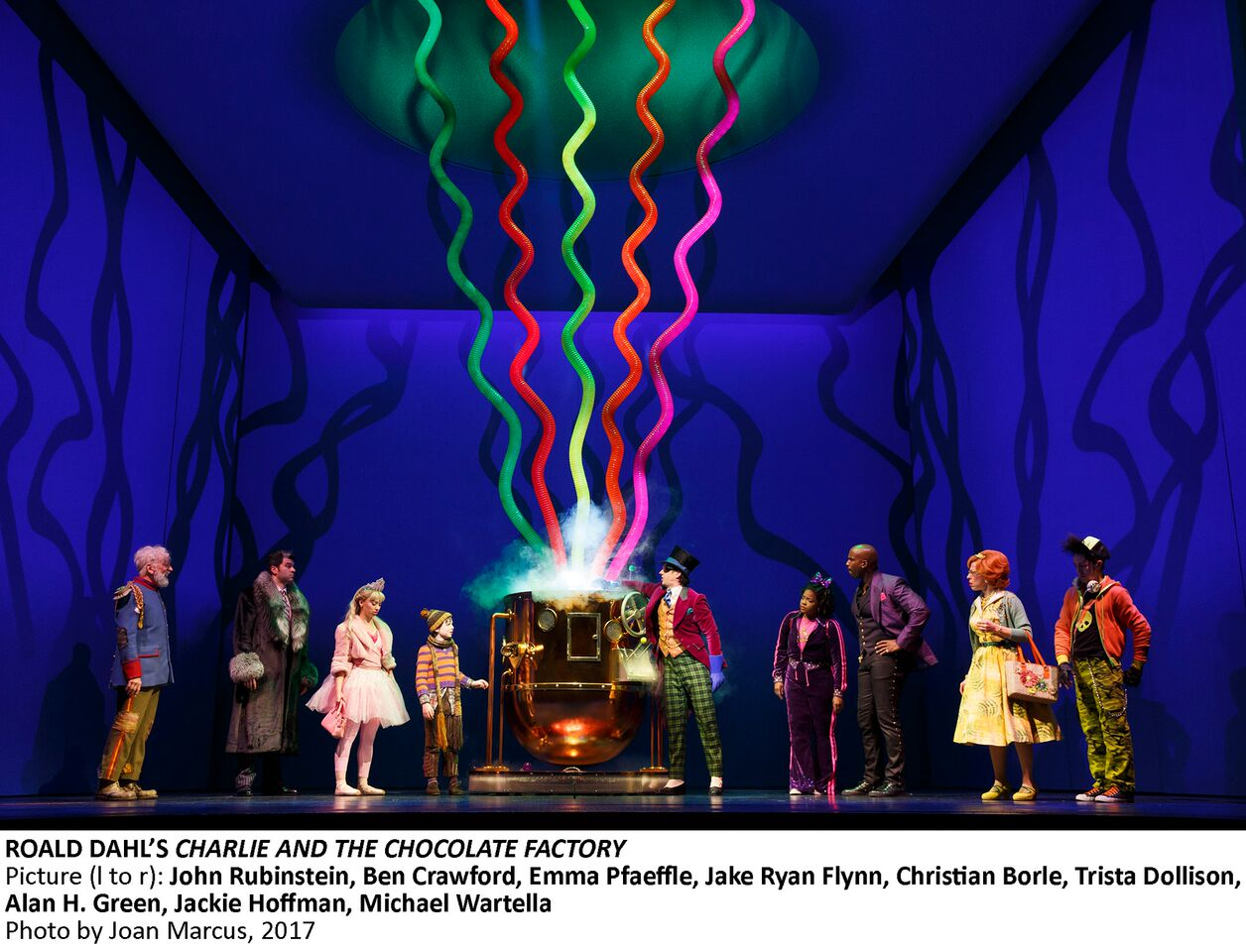 Charlie and the Chocolate Factory – Unsweetened