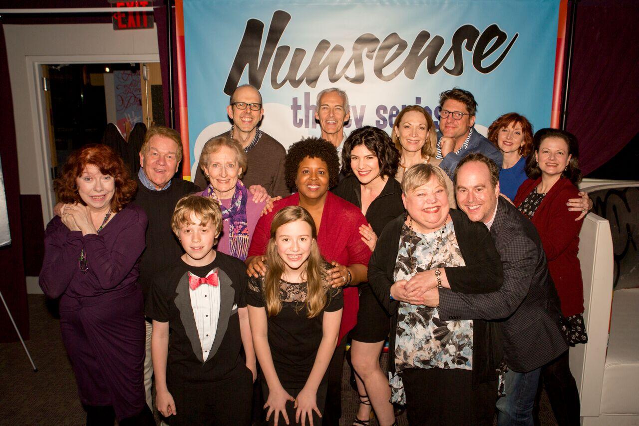 Nunsense: The TV Show New Pilot Episode Launch Party