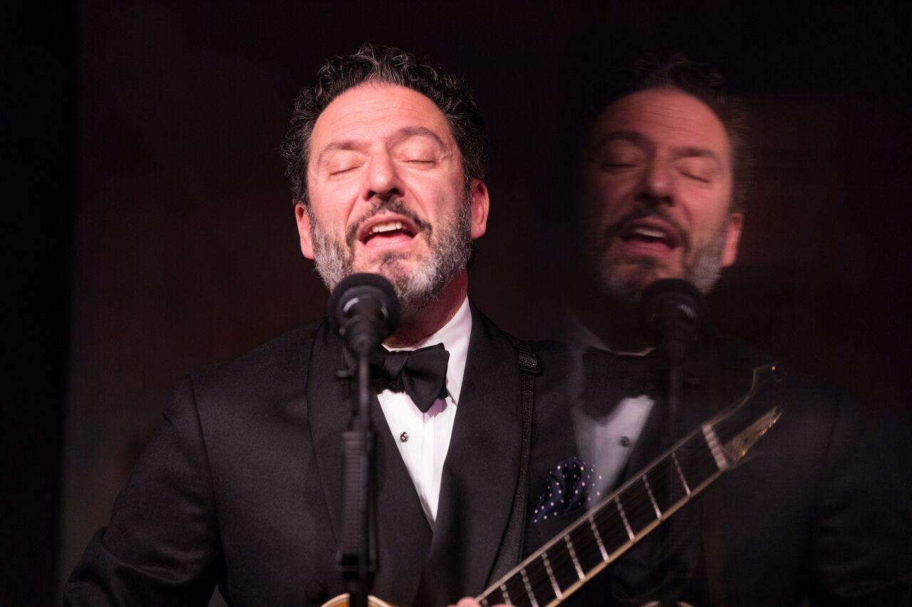John Pizzarelli Trio – Cafe Carlyle – Review