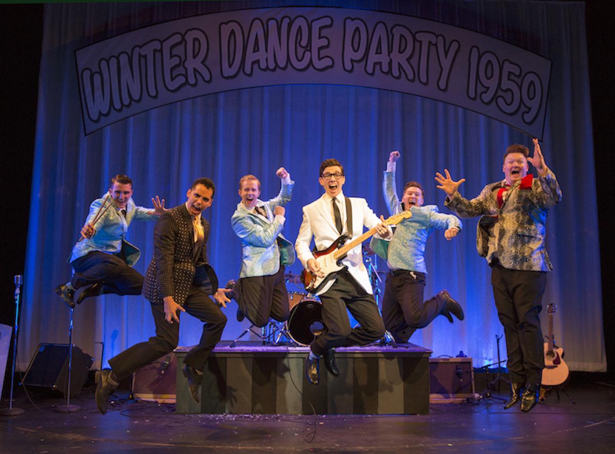 Buddy Holly is Rockin' at Bucks County Playhouse